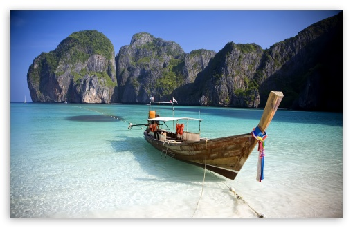 Download Thailand Beach UltraHD Wallpaper