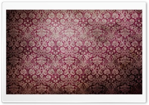 Red Victorian Background