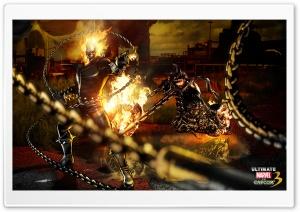 Marvel vs Capcom 3 - Ghost Rider
