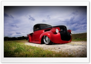 Chevy Pick Up 1946 Hot Rod