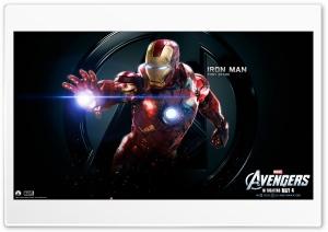 The Avengers Iron Man