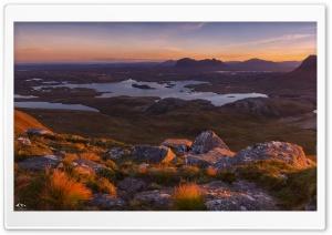 Northwest Highlands, Scotland