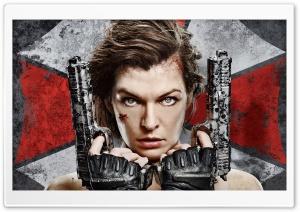 Resident Evil 6 Milla Jovovich