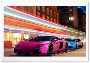 Lamborghini Cars City