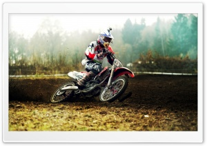 Motocross Competition
