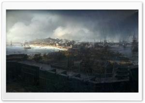 Assassin's Creed III Boston