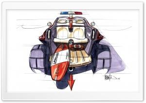 Smart Rescue Sketch