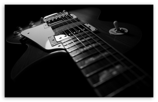 Download Guitar UltraHD Wallpaper