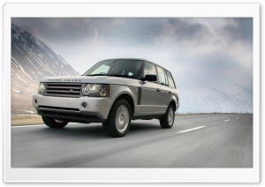 Range Rover Car 7