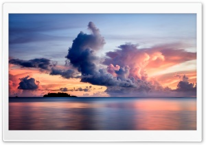 Sunset Clouds, Guam