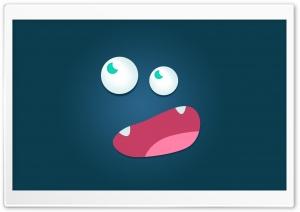 Flat Angry Monster
