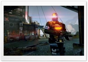 Killzone Shadow Fall Screenshot