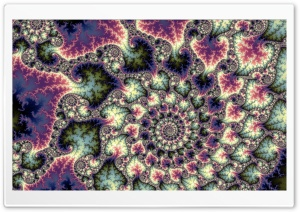 Fractals Background