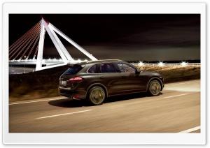 Porsche Cayenne Turbo On The...