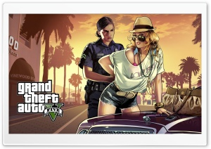 Grand Theft Auto GTA V 2013