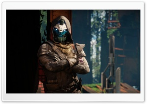 Destiny 2 Game Cayde-6