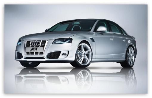 Download ABT AS4 Sedan B8 8E UltraHD Wallpaper