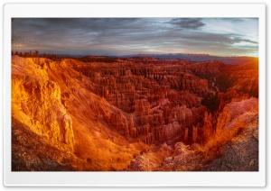Sunrise at Bryce Canyon