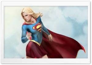 Supergirl Artwork