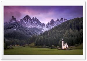 Small Church, Mountain...