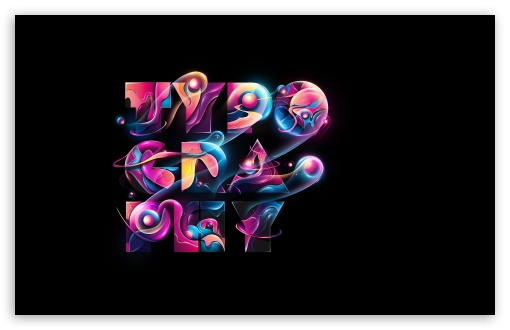 Download Typography UltraHD Wallpaper