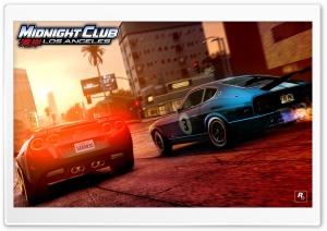 Midnight Club Los Angeles...