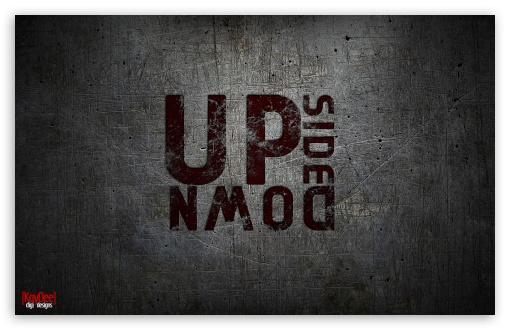 Download UPSIDE DOWN UltraHD Wallpaper
