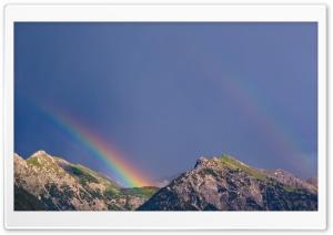 Mountain Double Rainbow