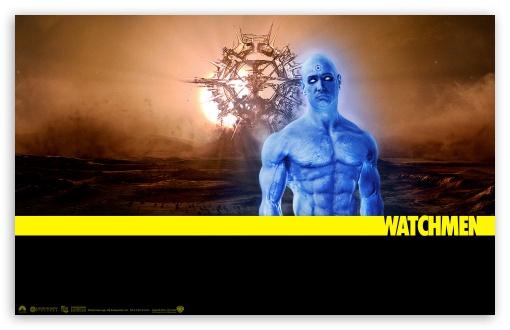 Download Billy Crudup In Watchmen UltraHD Wallpaper