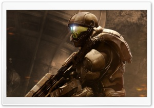 Halo 5 Guardians Buck 2015...