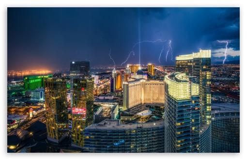 Download Las Vegas Lightnings UltraHD Wallpaper