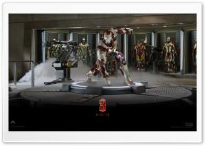 Iron Man 3 - Suit Up