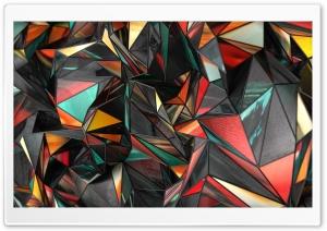 Polygon Abstract Art