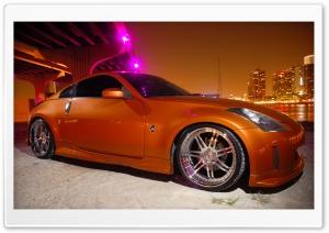 Nissan 350Z Golden