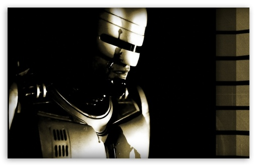 Download RoboCop (2013) UltraHD Wallpaper
