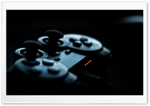 PS3 Controller in the Shadows