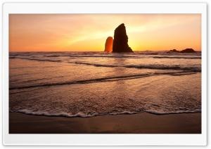 Beach Rock, Sunrise