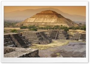 Pyramid Of The Sun,...