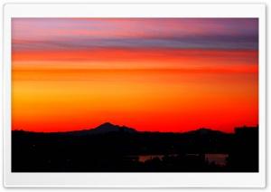 Breathtaking Sunrise Colours...
