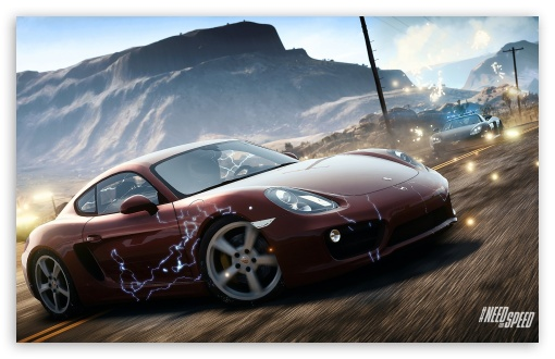 Download Need For Speed Rivals Emp Deployed UltraHD Wallpaper
