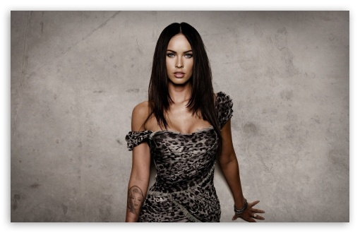 Download Megan Fox UltraHD Wallpaper