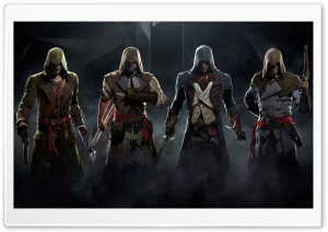 Assassins Creed Unity High...