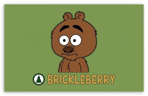 Download Brickleberry Malloy UltraHD Wallpaper