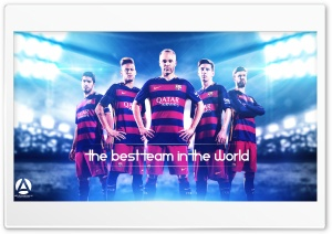 FC Barcelona - The Best In...