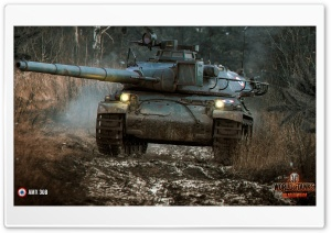 World Of Tanks AMX 30B