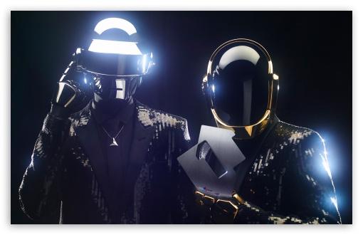 Download Daft Punk UltraHD Wallpaper