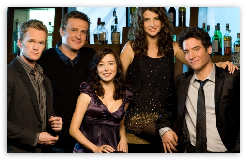 Download How I Met Your Mother UltraHD Wallpaper