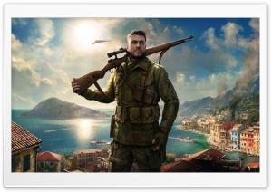 Sniper Elite 4 Game 4k