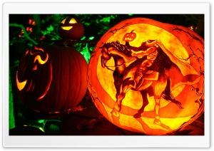 Headless Horseman Jack O Lantern