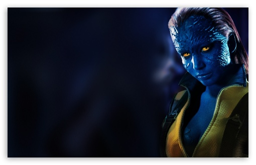 Download X-Men Days Of Future Past Jennifer Lawrence... UltraHD Wallpaper